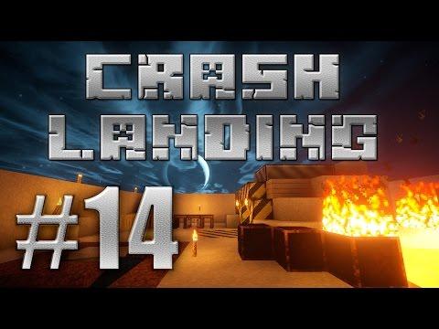 Hqm ftb crash landing скачать карту