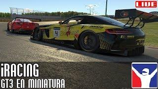 iRacing || GT3 en miniatura (GT3 @ Tsukuba) || LIVE