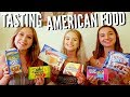 TASTING AMERICAN SNACKS CANDY Sophdoesvlogs mp3