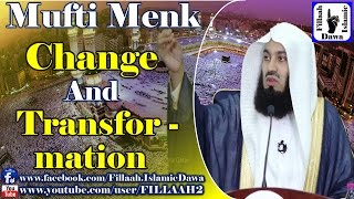 Change And Transformation ~ Mufti Ismail Menk - ROU Convention in Trinidad Tobago April 2015