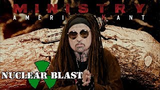 MINISTRY - Sexual Harassment claims in the media (AmeriKKKant trailer)