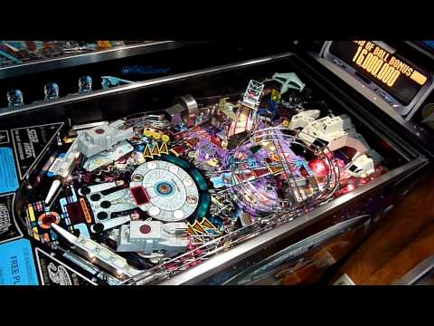 Star Trek the Next Generation Pinball