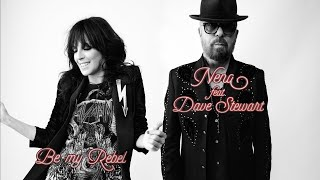 NENA & Dave Stewart | Be my rebel [Official Video]