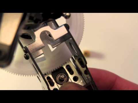 16 : Tarot 450 Pro V2 Build : Main Gear, Motor, & Servos