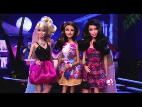 Barbie Fashionistas 2015 Commercial Barbie Fashionistas and Her
