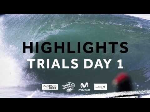 2013 GoPro IBA Arica Chilean Challenge - Highlights - Trials Day 1