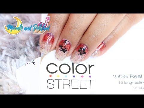 Color street 100% Nail Polish Strips