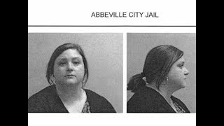 Teacher Deyshia Hargrave - Arrested after asking about pay.
