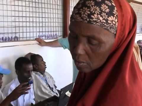 SOMALI REFUGEEE SAY HER HUSBAND DIED FLEEING TO KENYA