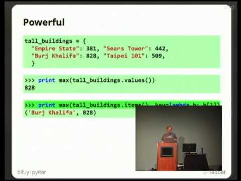 Loop like a native: while, for, iterators, generators