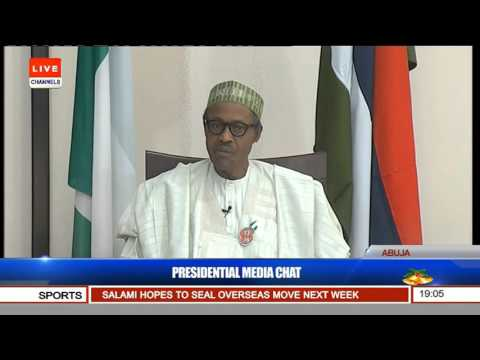 Nigeria Doing Quite Well in Anti Corruption War - Buhari