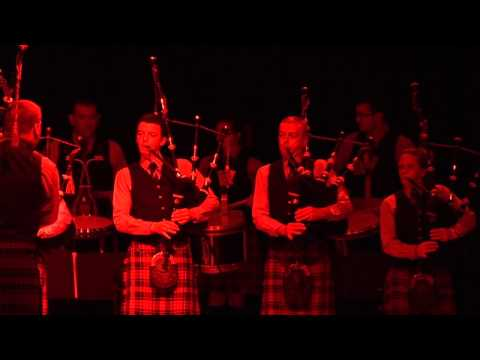 Bucksburn and District Pipe Band - Reignited Opening Set