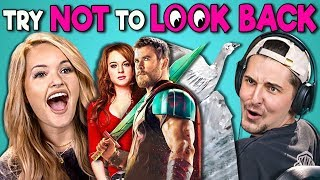 Download Lagu College Kids React To Try Not To Look Back Challenge Gratis STAFABAND