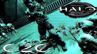 Halo Combat Evolved Anniversary #020 👽 343 Guilty Spark (2) Ω Let's Play   Gameplay