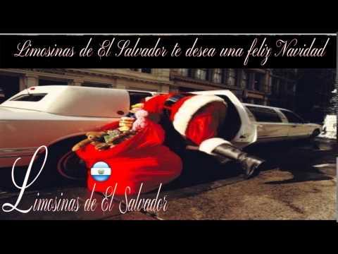 Limosinas de El Salvador Merry Christmas