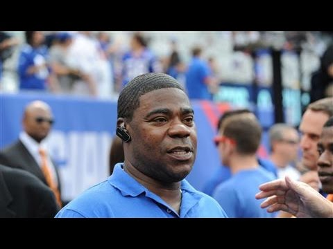 Tracy Morgan Settles With Wal-Mart Over Fatal Crash
