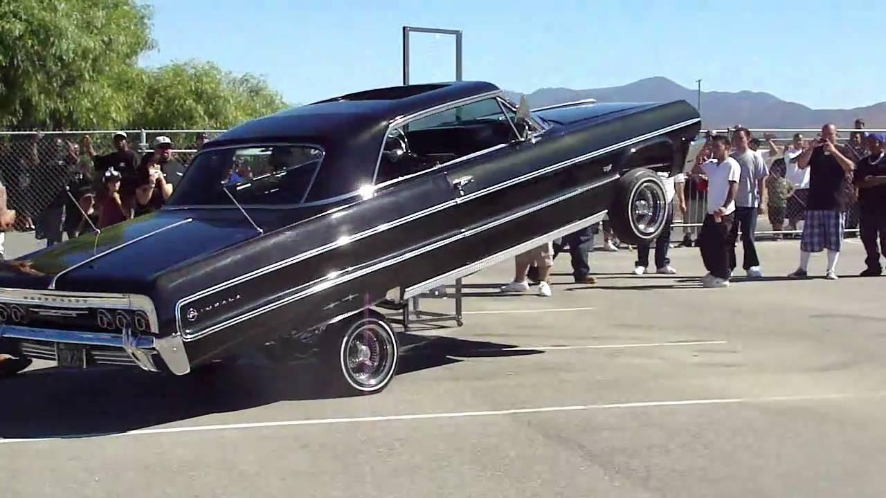 Next Lowrider Car Show