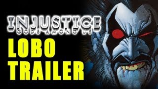 Injustice: Lobo and Batman Costume Trailer/Gameplay