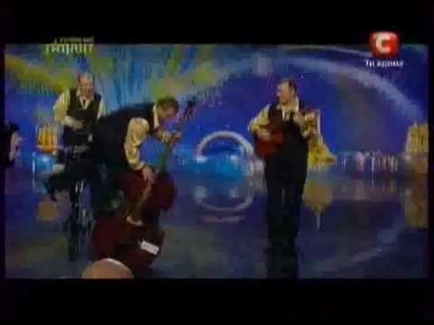 Украина мае талант 4 коллектив Сувенир.mov