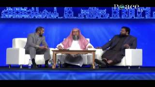 Comfort Zone - Dubai International Peace Convention 2014 Q&A
