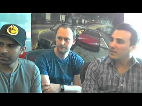 Need For Speed World 2 Year Anniversary Edition Live Chat