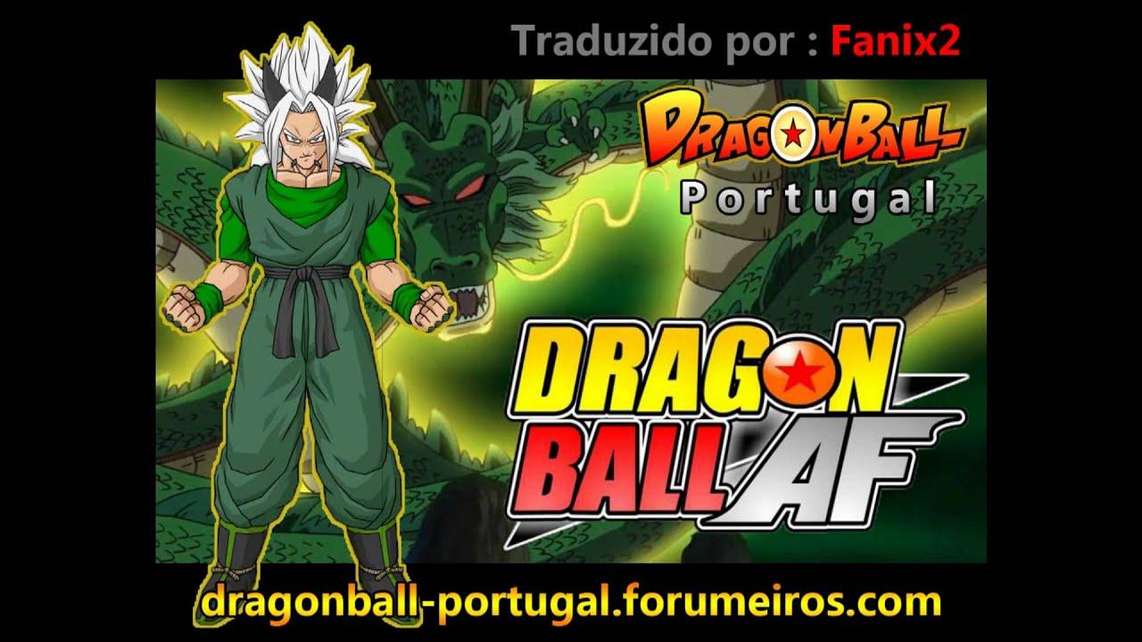 youtube dragonball af: