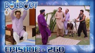 Bulbulay Ep 260 - ARY Digital Drama