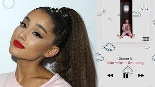 Download Lagu Ariana Grande Sube Video de Mac Miller y Adopta un Cochino con Pete Davidson Gratis STAFABAND