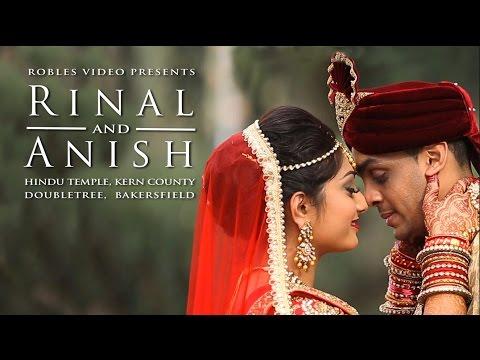 Rinal Patel & Anish Patel - Cinematic Wedding Day Highlights (Hindu)