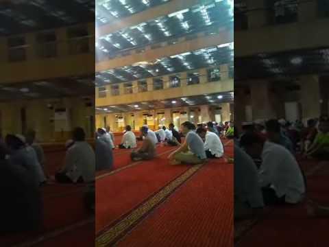 Tak Seperti Tahun Kemaren, Suasana Takbir Di Masjid Istiqlal tahun 2017 Terlihat Sepi