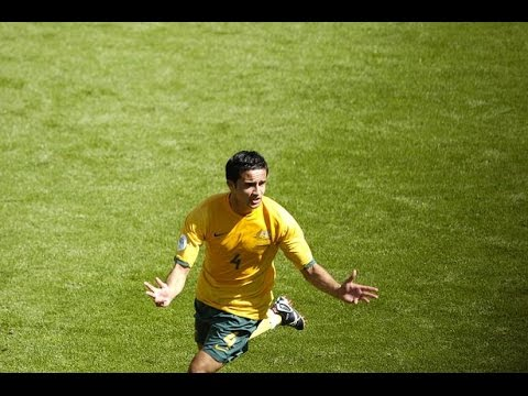 Tim Cahill | All Goals for Australia
