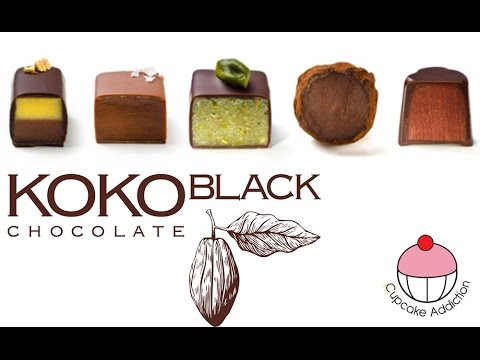 Oliver and I Visit KOKO Black Chocolates in Canberra, Australia!