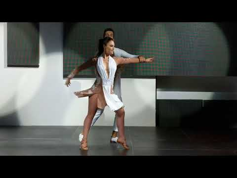 BDF2018: Vivian and David in performance ~ video by Zouk Soul