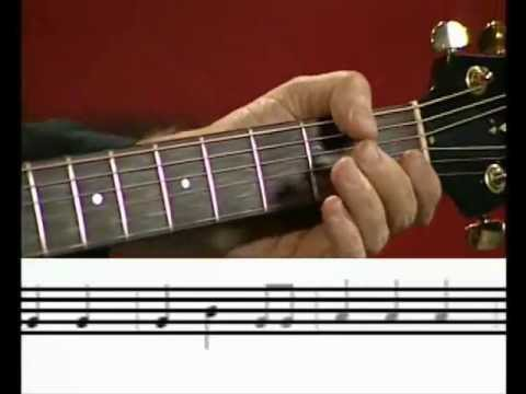 Learning Guitar Beginners Lesson (3) - 4 New songs! Inc Oh Danny Boy & House of the Rising Sun