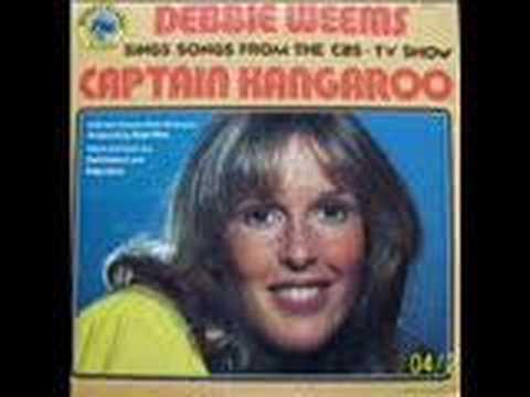 debbie weems 1a debbie weems who was on captain kangaroo singing a    Debbie Weems