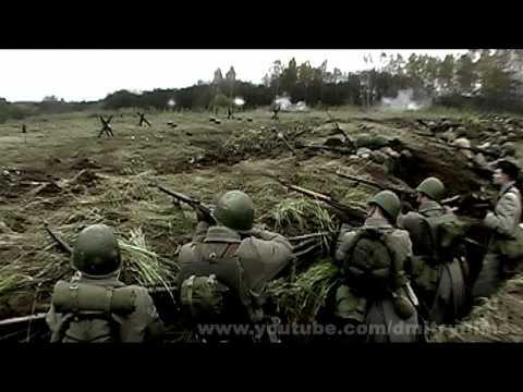 Вторая мировая война - Операция Лось часть 1