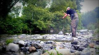 Tenkara e trotelle HD