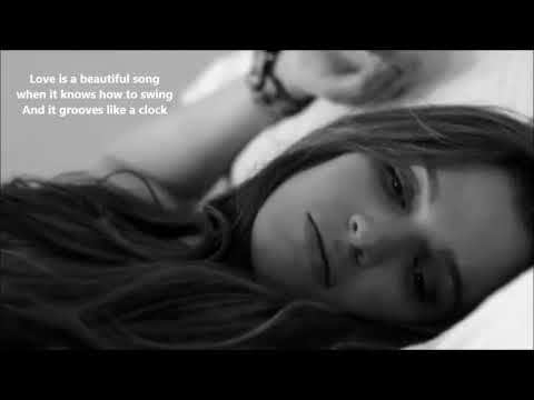 WITHOUT HIM - Lulu (lyrics)
