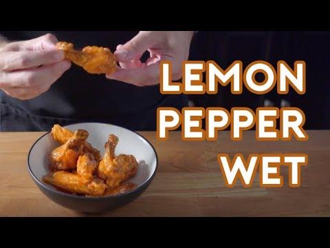 Binging with Babish: Lemon Pepper Wet from Atlanta