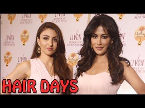 Chitrangada Singh and Soha Ali Khan talk about their bad hair days! | Bollywood News