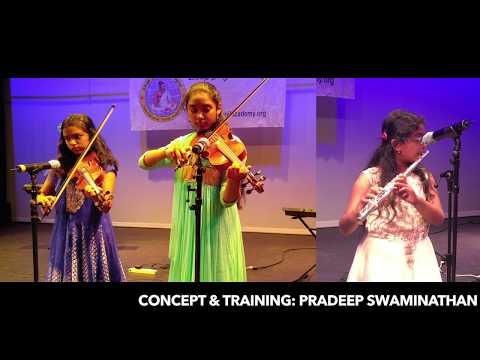 Chinna Chinna Aasai in Violin and Flute