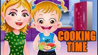 Baby Hazel Cooking Time   Fun Game Videos By Baby Hazel Games