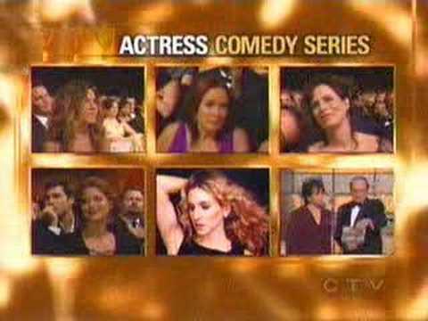 Jennifer Aniston wins an Emmy