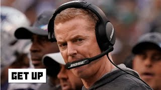 Jason Garrett could absolutely get fired by the Cowboys midseason - Marcus Spears | Get Up