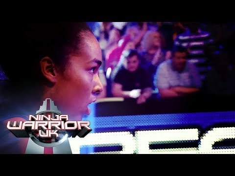 Georgia Munroe is the last woman standing | Ninja Warrior UK