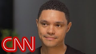 'Daily Show' host Trevor Noah on Obama vs. Trump