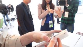 Acer Iconia A1 Hands-on Video