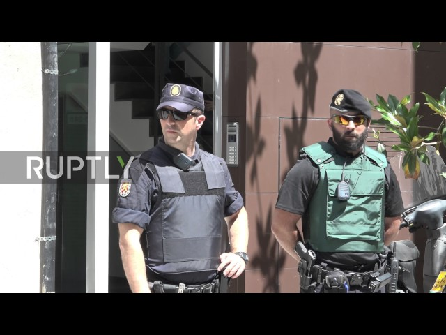 Spain: Ex-Barca FC president arrested in money laundering investigation