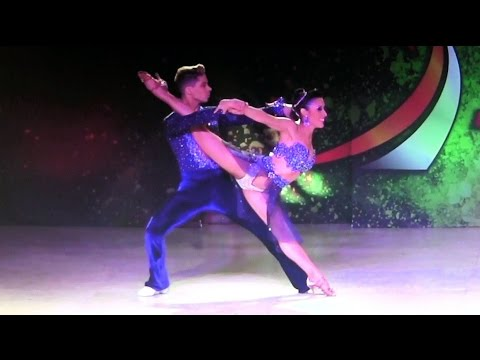 WLDCup 2015 ~ Final Salsa Parejas On1 ~ Carine Morais & Rafael Barros