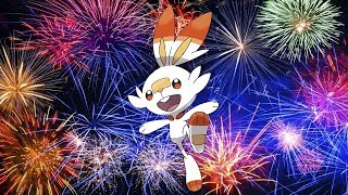 SCORBUNNY IS THE BEST STARTER POKEMON EVER